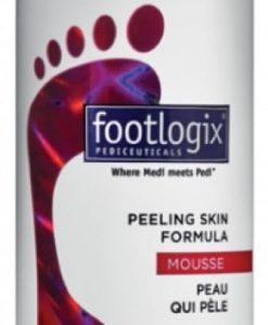 Footlogix peeling