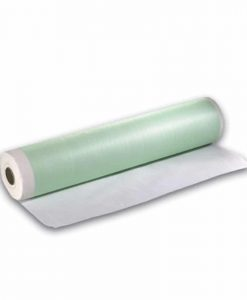 Onderzoek bankpapier geplast.
