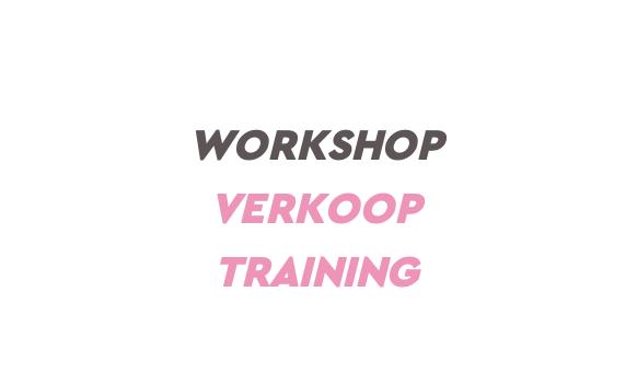 Workshop Verkooptraining