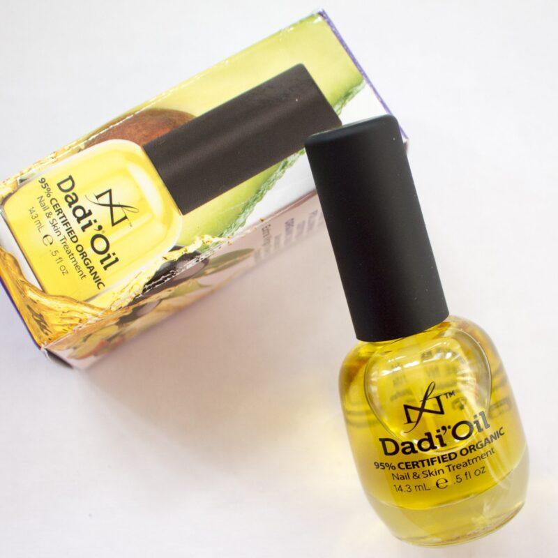 Dadi Oil 14,3 met doosje